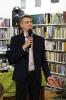 Jesienny wieczór poezji i wernisaż wystawy zdjęć Rafała Naumuka 23.11.2017 r.