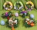 Kiermasz Wielkanocny przed biblioteką 13-18 kwietnia 2019 r.