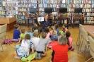 Święto żaby- lekcja biblioteczna dla przedszkolaków - 11 czerwca 2019 r.
