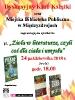"""""""Zioła w literaturze"""", czyli coś dla ciała i umysłu 24.10.2018 r."""
